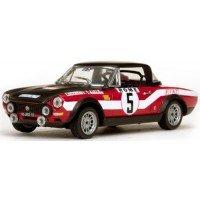 FIAT 124 Abarth Rally MonteCarlo'73 #5, winner R.Pinto / A.Bernacchini