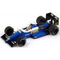 RIAL ARC1 GP USA'88 #22, 4th A.DeCesaris