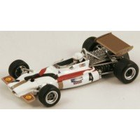BRM P153 GP France'70 #4, G.Eaton