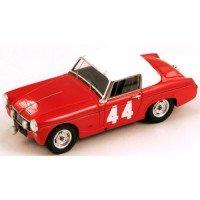 MG Midget Rally MonteCarlo'62 #44, P.Riley / Hugues
