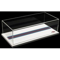DISPLAY CASE Martini Racing low profile cover