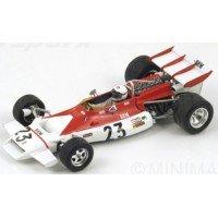 BRM 160B GP France'72 #23, H.Ganley