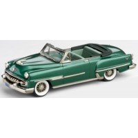 DESOTO Firedome Convertible, 1954, fairway green poly