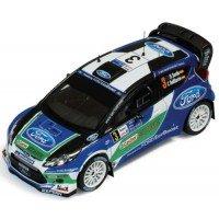 FORD Fiesta RS WRC Rally Argentina'12 #3, D.Sordo / C.DelBarrio