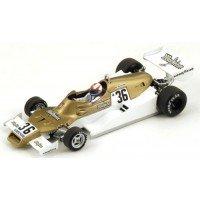 ARROWS AF1 GP SouthAfrica'78 #36, R.Stommelen