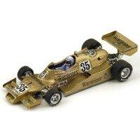 ARROWS AF1 GP Sweden'78 #35, 2nd R.Patrese