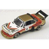 BMW CSL 6h Silverstone'76 #4, winner J.Fitzpatrick / T.Walkinshaw