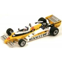 RENAULT RE20B GP Argentina'81 #15, A.Prost
