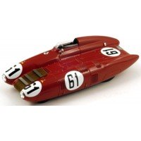 NARDI LeMans'55 #61, (ab) M.Damonte / R.Crovetto
