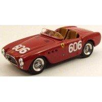 FERRARI 225s MilleMiglia'52 #606, (ab) Bornigia / Bornigia