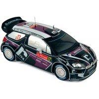 CITROËN DS3 WRC Rally Portugal'12 #17, VanMerksteijn / Chevallier