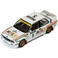 BMW M3 Rally 1000Lakes'88 #5, A.Vatanen / B.Berglund