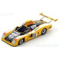 ALPINE Renault A442 24h LeMans'76 #19, (ab) JP.Jabouille / P.Tambay / J.Dolhem