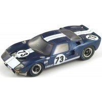 FORD GT40 Daytona'65 #73, winner K.Miles / L.Ruby