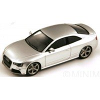 AUDI RS5, 2012, silver