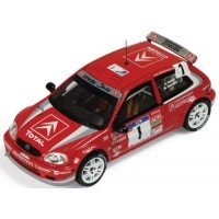 CITROËN Saxo S1600 Kit Car Rally Portugal'04 #1, winner A.Araujo / M.Ramalho