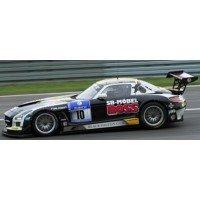 MERCEDES-BENZ SLS AMG GT3 24h Nürburgring'13 #10, A.Lebed / A.Simonsen / D.Rostek / H.Proczyc