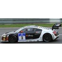 AUDI R8 LMS ultra 24h Nürburgring'13 #3, 9th F.Biela / C.Joens / L.Ludwig / R.Rusinov