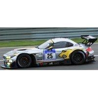 BMW Z4 GT3 24h Nürburgring'13 #25, 2nd M.Martin / A.Piccini / Y.Buurman / R.Goransson