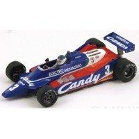 TYRRELL 010 GP Belgium'80 #3, 5th JP.Jarier