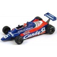 TYRRELL 010 GP Canada'80 #43, M.Thackwell