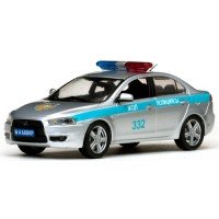 MITUSBISHI Lancer EvoX Police (Kazakhstan)
