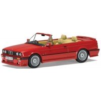 BMW (E30) Alpina C2.5 Convertible, brilliant red