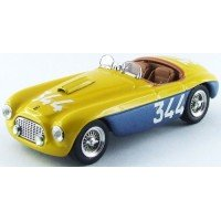 FERRARI 166 MM SP MilleMiglia'51 #344, 94th Palmer / Ferravazzi