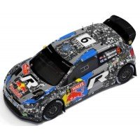 VW Polo R WRC Rally Wales'13 #9, A.Mikkelsen / A.Markula
