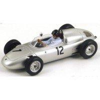 PORSCHE 718 GP France'61 #12, 2nd D.Gurney