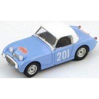 AUSTIN Healey Sprite Rally MonteCarlo'59 #201, 14th J.Sprinzel / W.Cave