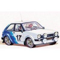 FORD Fiesta Rally MonteCarlo'79 #17