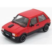 INNOCENTI Mini De Tomaso Mk2, 1983, red