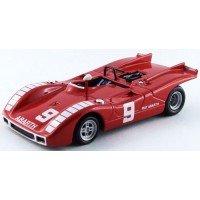 ABARTH SP 2000 GP Mugello'70 #9, N.Vaccarella