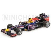 INFINITI RED BULL Racing RENAULT RB9, GP Germany'13, winner S.Vettel
