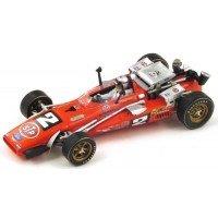 BRAWNER-HAWK Indy'500 #2, 1969, winner M.Andretti