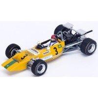 LOTUS 69 F2 GP Albi'71 #3, winner E.Fittipaldi