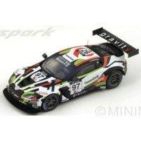 ASTON MARTIN Vantage GT3 GT Cup Macau'13 #97, S.Mücke