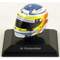 HELMET ROCKENFELLER, Mike, winner LeMans'10