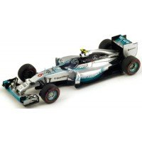 MERCEDES F1 W05 GP Monaco'14 #6, winner N.Rosberg