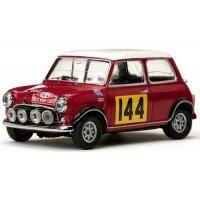 AUSTIN Cooper S Rally MonteC.'66 #2, T.Makinen / P.Easter