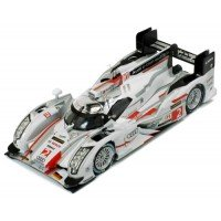 AUDI R18 e-tron quattro LeMans'13#2, winner L.Duval / T.Kristensen / A.McNish