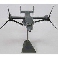 V-22 OSPREY Tiltrotor model Grey Tail