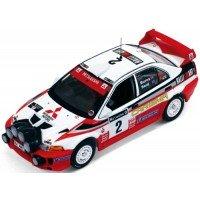MITSUBISHI Carisma GT Rally GreatBritain'98 #2, winner R.Burns / R.Reid