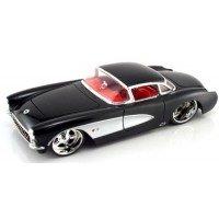 CHEVROLET Corvette Hard Top, 1957, black