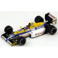 WILLIAMS FW12C GP Canada'89 #5, winner T.Boutsen