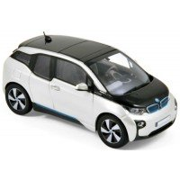 BMW I3, 2013, met.white