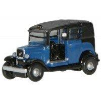 AUSTIN Low Loader Taxi, blue