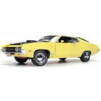 FORD Torino Cobra, 1970, yellow