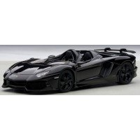 LAMBORGHINI Aventador J, black